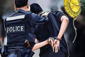 london police shut down scam crypto call centre based next to bank of england