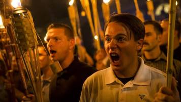 charlottesville white nationalist marchers face backlash