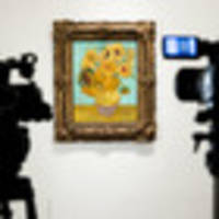 Five versions of Van Gogh's Sunflowers reunited in virtual exhibition