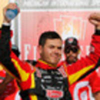 Motorsport: Another win for Larson