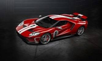 2018 ford gt '67 heritage edition comes with added bragging rights