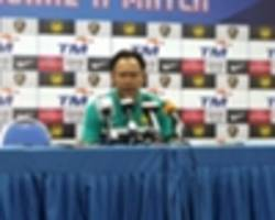 Desperate Singapore will attack from early on - Kim Swee