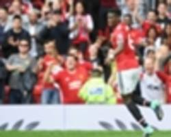 Pogba determined to win Premier League with Man Utd
