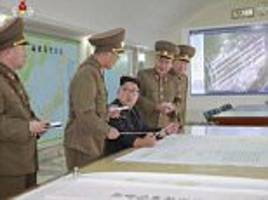 North Korea offers glimpse into Guam missile launch plans