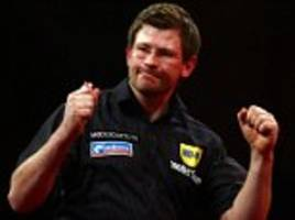James Wade reveals struggles with mental health issues