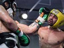Paulie Malignaggi wants to fight Conor McGregor