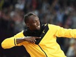usain bolt's trial rumours crushed by nigel clough