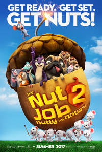 movie review: the nut job 2: nutty by nature