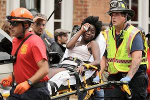 Charlottesville Car Crash Victims Sue Driver, Rally Organizers for $3 Million