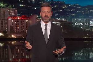 jimmy kimmel on charlottesville, trump: 'all he had to do was condemn the nazis' (video)