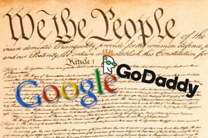 no, google did not violate daily stormer's first amendment rights
