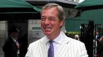 nigel farage: why hollywood is interested in tv series about me