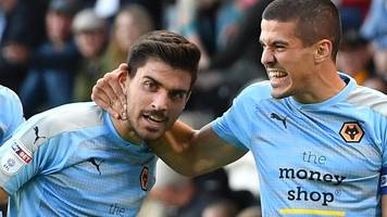 Neves scores stunner in Wolves victory at Hull