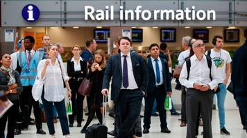 rail fares to rise by up to 3.6%