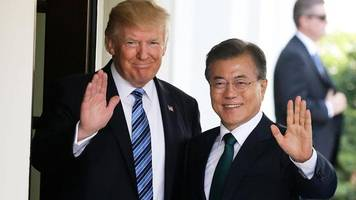 South Korea Warns Trump Only It Can Declare War On North