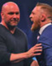 dana white reveal why he's not ruling out conor mcgregor ko'ing floyd mayweather