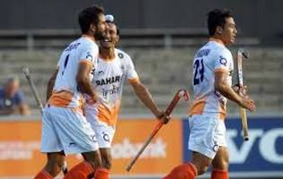 Indian men's hockey team beat Netherlands 2-1, win series
