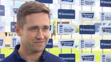 chris woakes: england bowler says pink ball 'a little bit unknown'