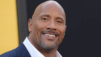 The Rock: Dwayne Johnson praises Adebayo Akinfenwa's celebration