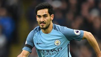 Ilkay Gundogan: Man City midfielder makes comeback in Girona friendly defeat