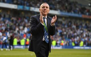 Brighton CEO Paul Barber: Shortened transfer window would benefit managers