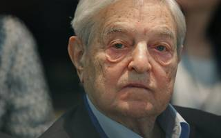 george soros's investment firm looks like it's betting on trump to fail