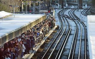 Here's how much rail fares are going up next year