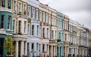 UK house price growth ticks up - but London prices are falling