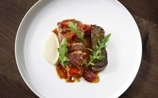 Working Lunch: Sublime, seasonal dishes at Chelsea's Elystan Street