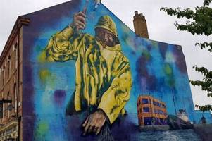 sites for three more stunning hessle road murals revealed