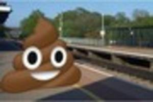 poo on the tracks at tiverton parkway prompts reminder to...