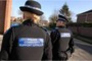 PCSO appears in Exeter accused of perverting course of justice
