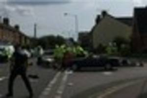police appeal after serious crash in great baddow left two people...