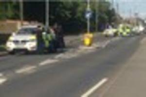 Armed police called to Main Road in Boreham 'in connection with...