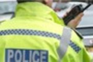 police in margate spent five hours in a standoff with a couple...