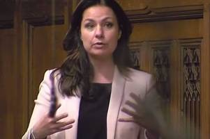 heidi allen threatens to quit the tories if jacob rees-mogg becomes leader