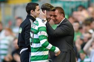 celtic hopes of patrick roberts return may be boosted by hoops making champions league group stages