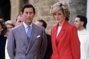 Diana 'wore racy underwear to lure Charles back from Camilla' - but he 'shattered her with three words'