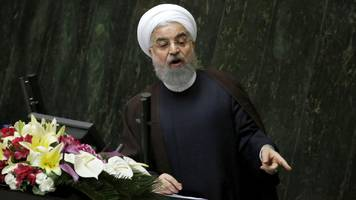 iran could restart nuclear programme within hours - rouhani