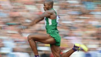 world athletics championships: how nigeria trips up its own athletes