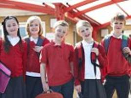 how much does your child's uniform cost?