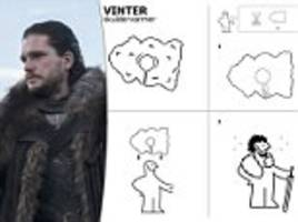 ikea releases instructions for game of thrones uniform