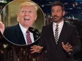 Late-Night TV hosts slam Trump's Charlottesville remarks