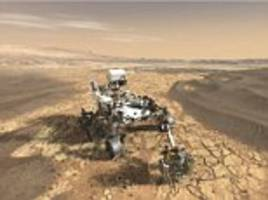 mars 2020 mission to use high tech x-rays to find life