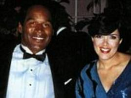 oj simpson and kris jenner had one-night thing in jacuzzi