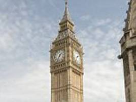 Theresa May wades into Big Ben being silenced for 4 years