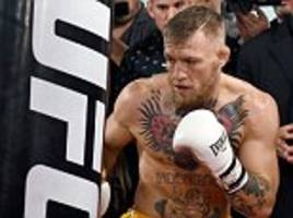 Conor McGregor: I don't want to knock out Floyd Mayweather