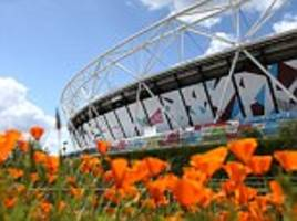 Great Britain and United States set for athletics meet