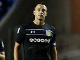 steve bruce: fans 'got carried away with terry's arrival