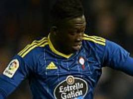 tottenham outbid by lyon for pape cheikh diop